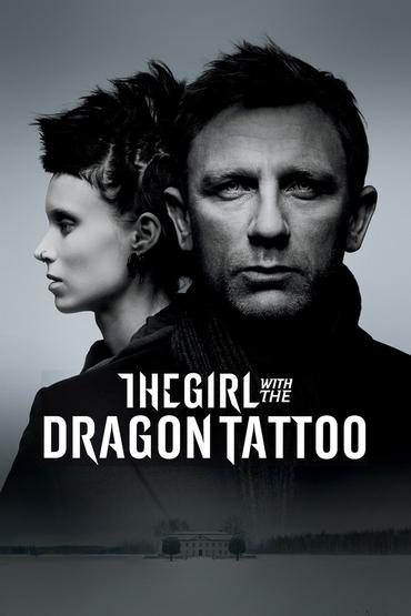 دانلود فیلم دوبله فارسی دختری با خالکوبی اژدها 2011 The Girl with the Dragon Tattoo