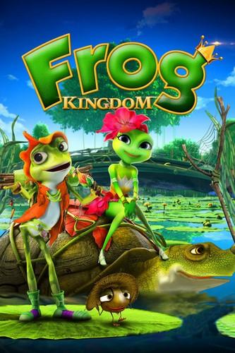دانلود انیمیشن دوبله فارسی پادشاهی قورباغه Frog Kingdom 2013