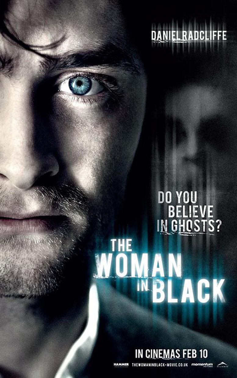 دانلود فیلم دوبله فارسی زن سیاه پوش The Woman in Black 2012