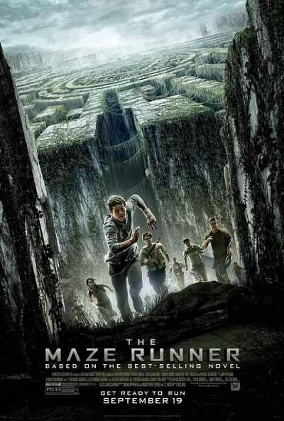 دانلود فیلم دوبله فارسی دونده مارپیچ The Maze Runner 2014