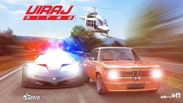 دانلود بازی ماشین سواری ایرانی اندروید viraj 1.0.3.2