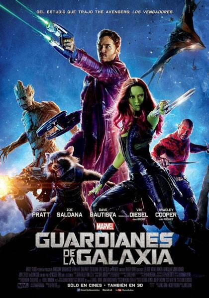 دانلود فیلم دوبله فارسی نگهبانان کهکشان Guardians of the Galaxy 2014