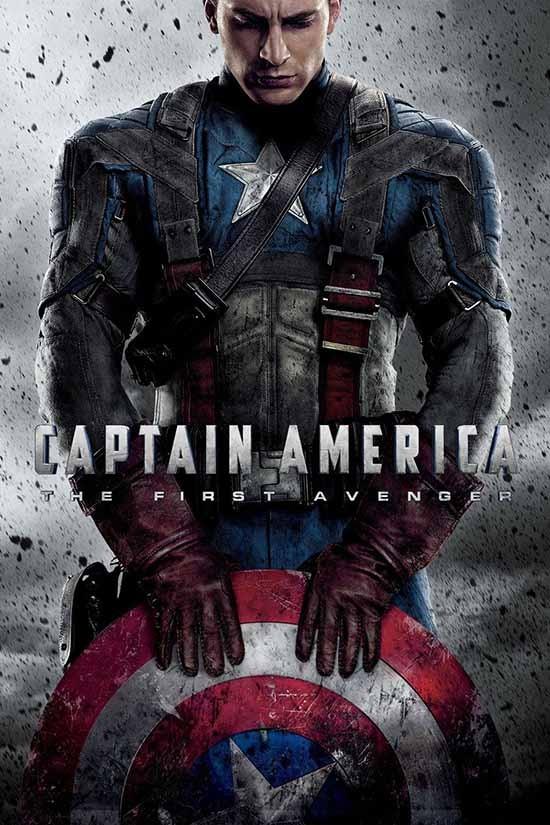 دانلود فیلم دوبله فارسی کاپیتان آمریکا:اولین انتقام جو Captain America: The First Avenger 2011